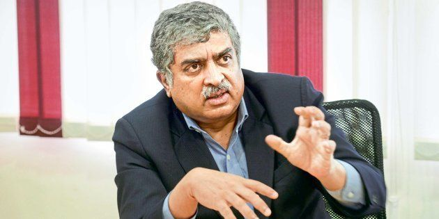 Even Aadhaar Architect Nandan Nilekani Thinks India Urgently Needs Data Privacy