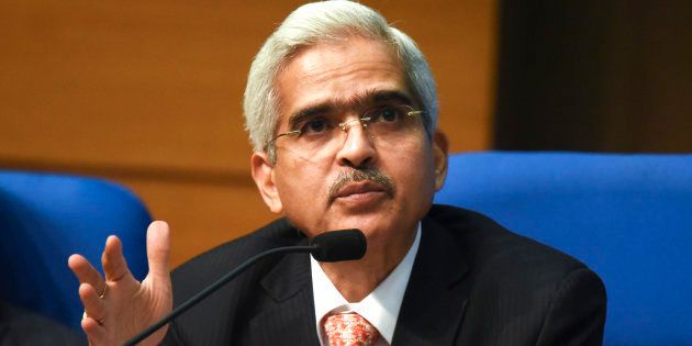 File photo of Secretary Economic Affairs, Shaktikanta
