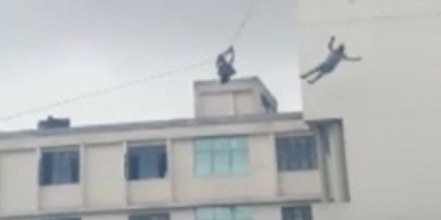 In Horrific Video Shot By Classmate, Jaipur Student Seen Plunging To Her Death At Zip-Lining