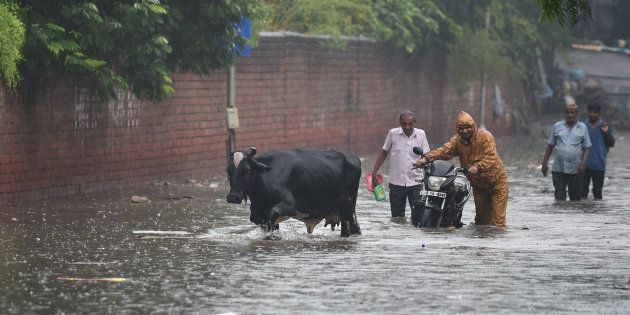 25,000 Evacuated As Massive Flooding Prompts High Alert Across