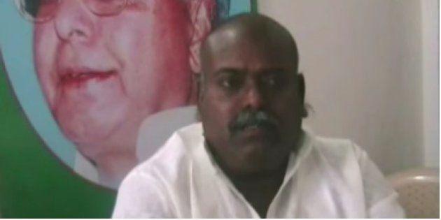 Rape Accused RJD MLA Raj Ballabh Yadav