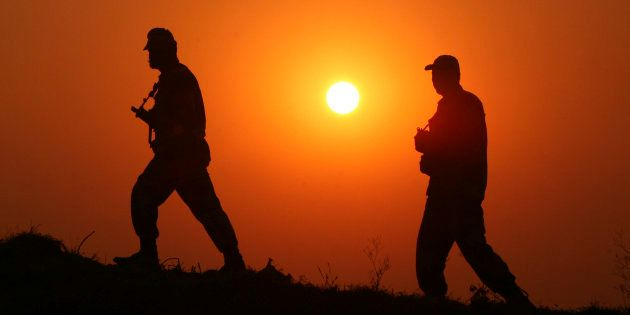 Two Indian Soldiers Killed As Pakistan Fires Rockets At BSF Post In Poonch,