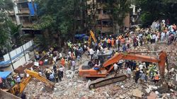 Update: 8 Killed In Ghatkopar Building Collapse As Rescue Workers Search For Those Trapped Under