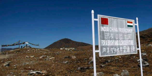 China Claims India Has 'Admitted' To Entering Its