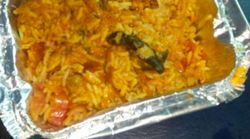 Dead Lizard Found In Biryani Served On Board Poorva