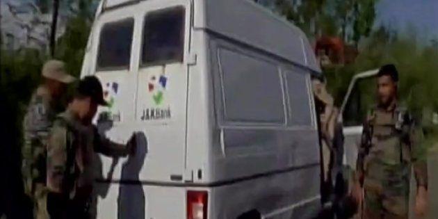 Terrorists Kill 5 Cops, 2 Bank Officials As They Target Cash Van In Kashmir's Kulgam