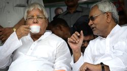Lalu Prasad Reminds Nitish Kumar That RJD Had Made Him The