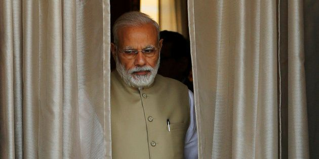 File photo of India's Prime Minister Narendra