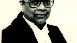 Fathima Beevi, India's First Female Supreme Court Judge, Just Turned