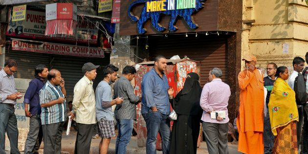 Why Is The Govt Playing Down The Unprecedented Misery Currency Demonetisation Is Bringing