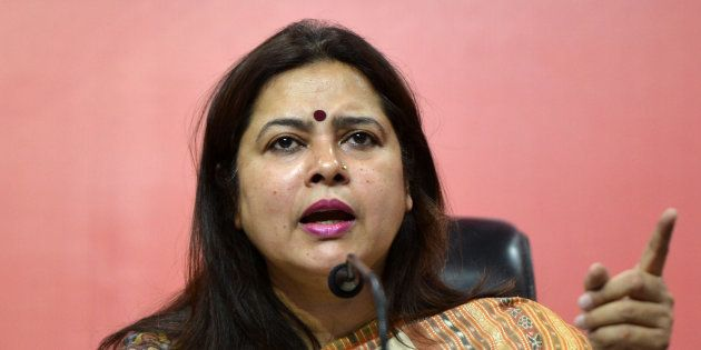 BJP MP Meenakshi Lekhi Wants JNU Students To Take Oath To Protect India's Pride And