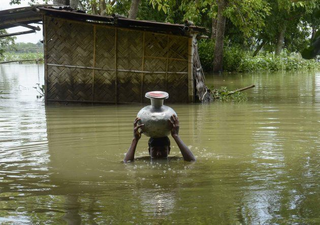 At Least 600 Killed In Floods, Centre Blames States For Not Utilising Relief