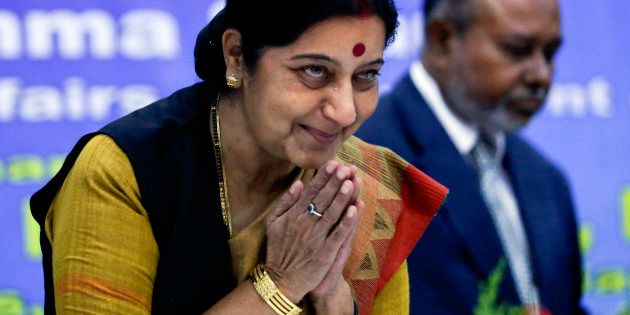 'What Do I Call You, Superwoman?', Gushes Pakistani Woman Touched By Sushma Swaraj's Prompt