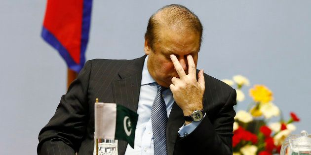 Nawaz Sharif Disqualified By Pakistan SC In Panama Papers