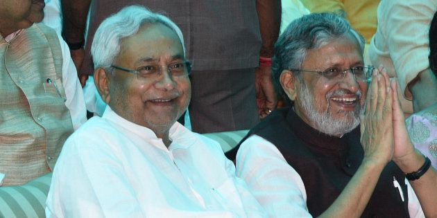 Unnatural Grand Alliance Died Natural Death, Says Sushil