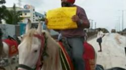 Why A Hyderabad Techie Decided To Ride A Horse To