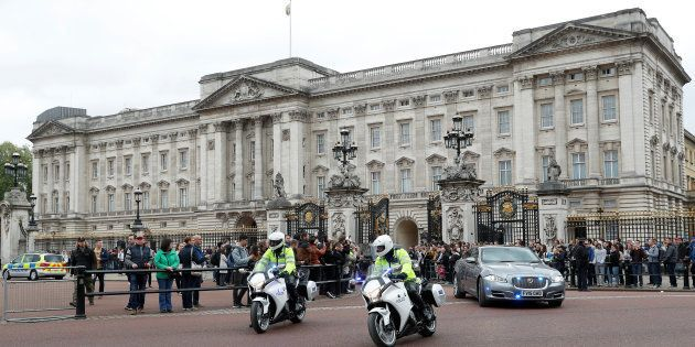 Staff are being recalled to Buckingham Palace, according to
