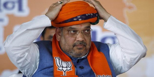 No Question Of Quitting As BJP President, Says Amit