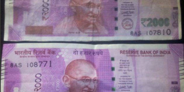 Currency Demonetisation: Vegetable Vendor Duped With Fake ₹2,000 Note In Chikkamagaluru In