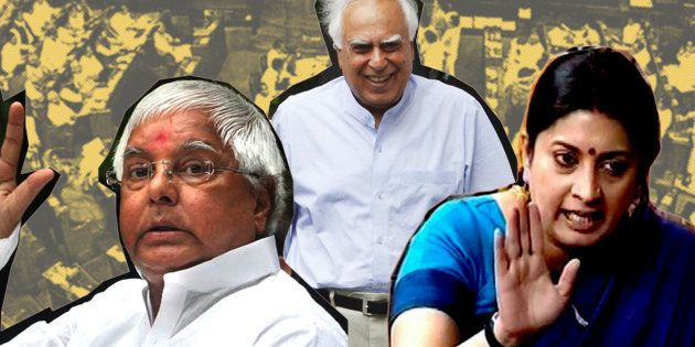 Kapil Sibal And Smriti Irani Are Right: Wearing Bangles Is Probably The Worst Thing That Can Happen To