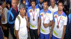 Government Apathy Prompts Deaflympics Medal Winners To Protest At Delhi