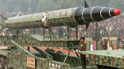 Test-Fire Of Agni-II Missile Fails To Meet All The Desired