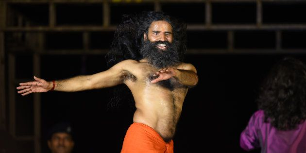 Coming Soon To A TV Screen Near You -- Baba Ramdev, The Singing Reality Show