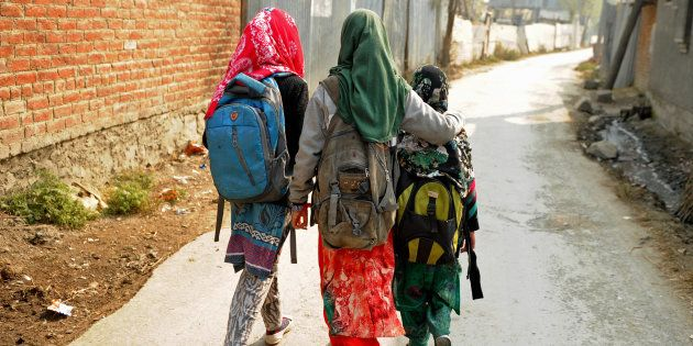 Amid Tensions, Class 10 And 12 Students In Kashmir To Take Board Exams