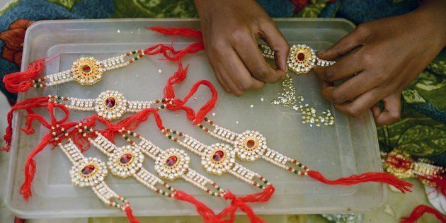 Daman Administration Asks 'Lady' Employees To Tie Rakhis To Male Colleagues, Withdraws Order After