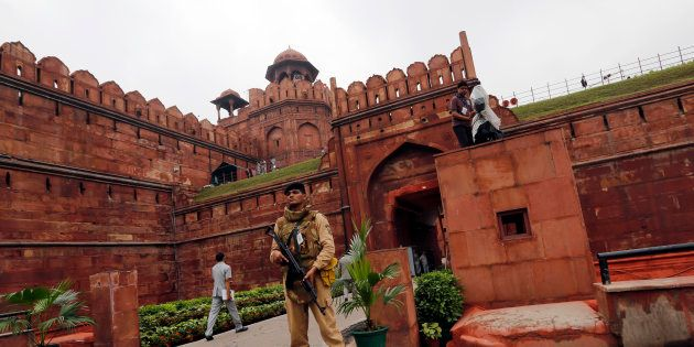 Grenade Found Inside A Well In Delhi's Red Fort, Safely