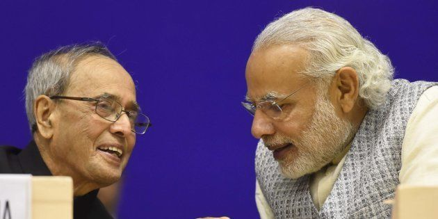 'You Have Been A Father Figure': Read PM Modi's Letter To Pranab Mukherjee That Touched Former President's