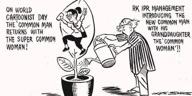 RK Laxman's Common Man Will Live On As The Common