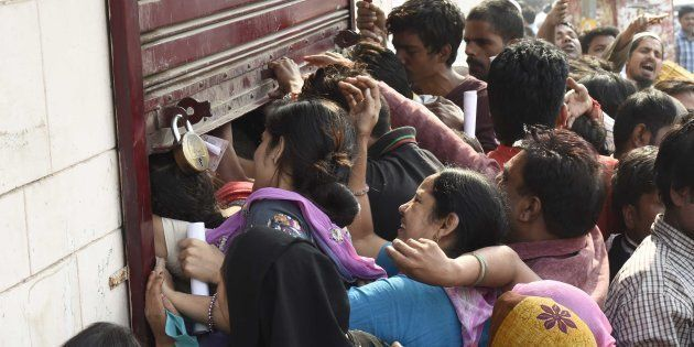 Demonetisation Death Toll Rises To 25 And It's Only Been 6