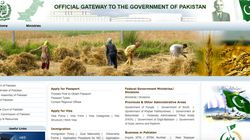 Hackers Post Indian National Anthem On Pakistan Government's