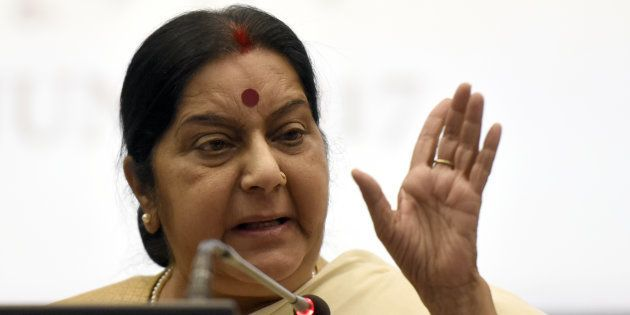 Government Negotiating On Doklam With China, War Not A Solution, Says Sushma