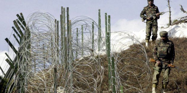 Army Detains 12-Year-Old Boy From PoK Near LoC In