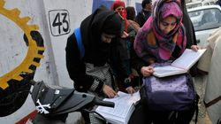 Despite Months Of Unrest, 95% Students Appear On Day One Of Board Exams In