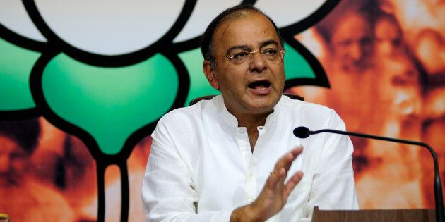 In Kerala To Meet Family Of Slain RSS Worker, Arun Jaitley Comes Under Fire From CPI(M)