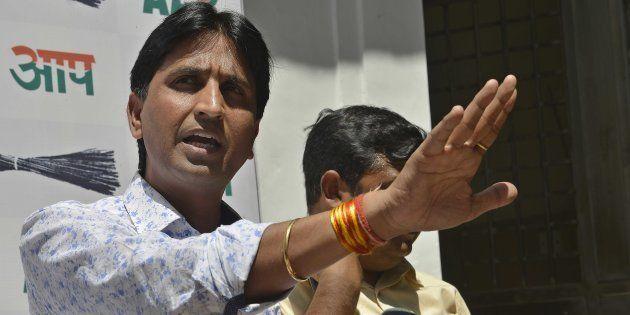 Kumar Vishwas Defends Arvind Kejriwal, Says Cannot Imagine Him Taking