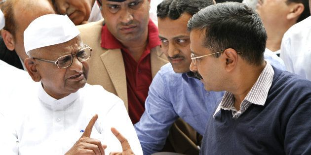 Saddened By Allegations Against Arvind Kejriwal, Says Anna