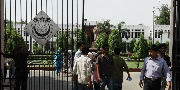 Centre To Withdraw Its Earlier Support For Jamia Millia Islamia's Minority