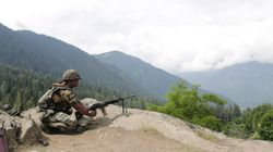 Army Guns Down 5 Terrorists In Jammu And Kashmir's Machil