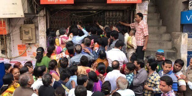 Demonetisation More Like 'Carpet Bombing' Than Surgical Strike, Says Supreme