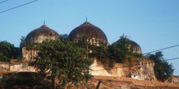 Babri Masjid Case: Mosque Can Be Built At A Distance, Shia Board Tells