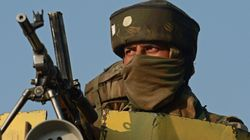 One Policeman Killed In Ongoing Encounter In J&K's