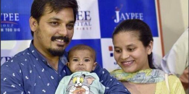 Baby Rohaan, Who Had Travelled To India For A Heart Surgery, Dies Back Home In