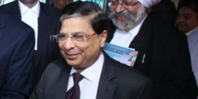 JusticeDipak Misra To Become The Next Chief Justice Of