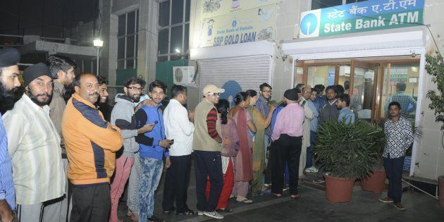 Demonetisation: Chaos Continues As ATMs Run Out Of