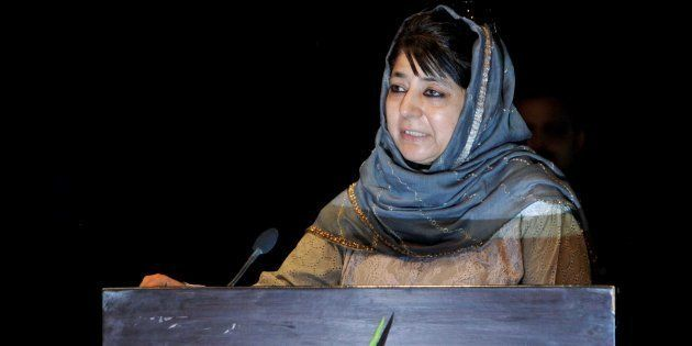 Stop Showing J&K Youth In Bad Light, CM Mehbooba Mufti Tells
