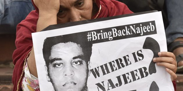 Police Raise Reward To ₹5 Lakh For Information On Missing JNU Student Najeeb